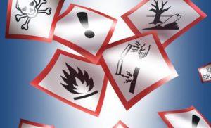 SAP Gefahrstoffkataster