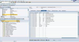 SAP Spezifikationsverwaltung - Kopfdaten