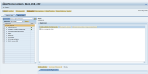 SAP Recipe Development